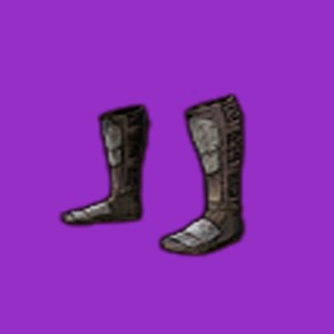 Epic Heavy Armor Feet